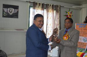 National Conference at Seemant Institute, Key Note Address, Dr. Brijesh Kumar Kaushik, IIT Roorkee